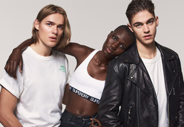 SUPERDRY Launches the South African AUTUM - WINTER 2021 Campaign.