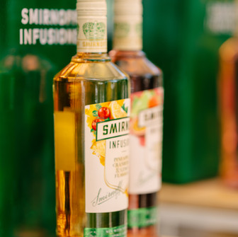 Celebrate WORLD VODKA DAY with  Smirnoff Infusions.