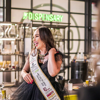 CHANDRE GOOSEN-JOUBERT gives back to charity, with a night of Glitz & Glam - An African Soiree.