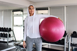 The daily fitness gig guide with Liezel van der Westhuizen.