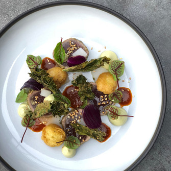New Summer dishes grace the table at Grande Provence.