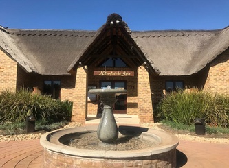 Kloofzicht Spa is elegantly tranquil.
