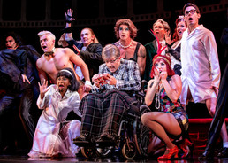 The Rocky Horror Show .... filled with ANTICI....PATION! - the show to NOT be missed!!