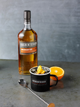 Don't compromise on a good whiskey.