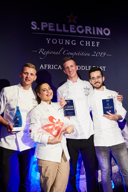 Cook Your Way Around the World from Home with the S.Pellegrino Young Chefs.