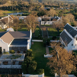Steenberg Hotel & Spa, a luxury staycation for local travellers.
