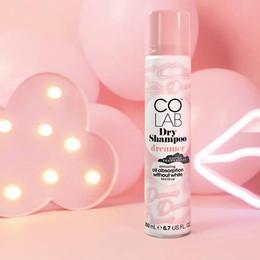 COLAB | the Dry Shampoo Phenomenon.