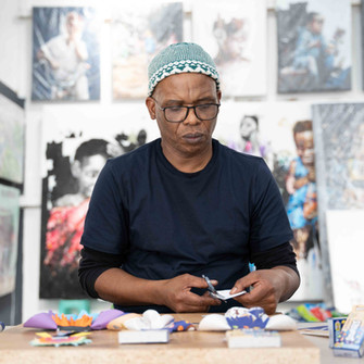 NESTLÉ SMARTIES partners with renowned artist, Mbongeni Buthelezi to  Create with Purpose