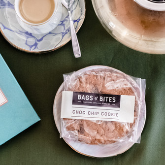 BAGS OF BITES launches the all new naturally loaded range.