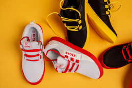 The right Kicks to help you conquer the world...An athleisure brand for the go-getters & thrill-seek