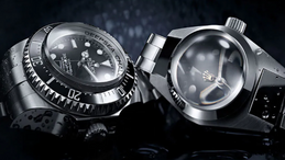 Journey to the bottom of the sea - with Rolex's visionary Perpetual Spirit initiative.