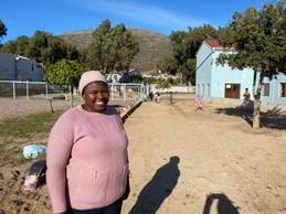 Help create a community garden in Masi.