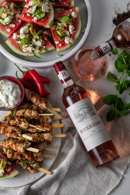 Roodeberg Rosé – your seductive Valentine this February.