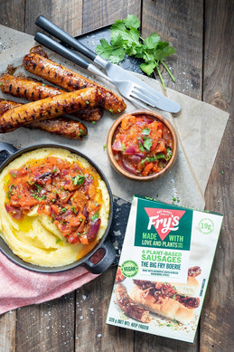 Go Veggie with Simple Swaps this National Braai Day.