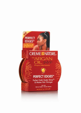 Winter Hair: How to restore your Tresses Back to Health with Creme of Nature's Argan Oil Range.