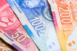 GETTING REAL ABOUT SAVING MONEY, with ANDRIES FERREIRA.