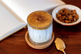 Dalgona Coffee - social media's hottest new trend.
