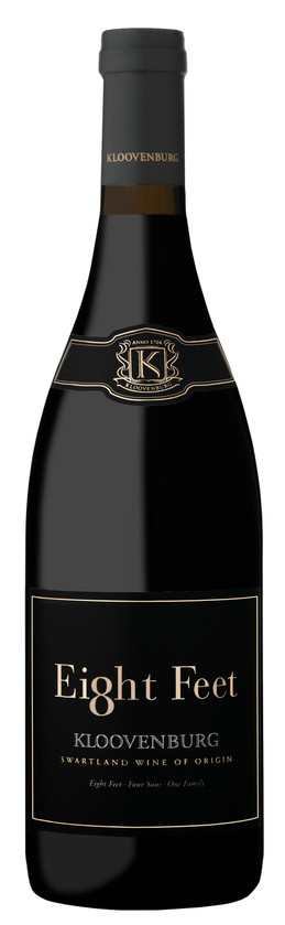 Kloovenburg Wines at Women of Wine SA Festival with their Eight Feet Red - picked and stomped by a S