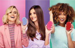 Take Your Hair Pick from Our Line-up of Three - one for every type of hair.