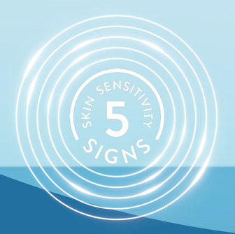 5 Signs of Skin Sensitivity with Cetaphil. - Giveaway