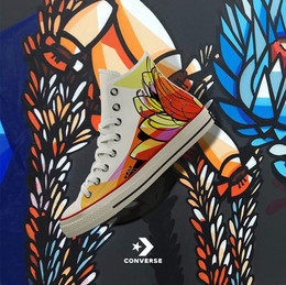 Converse Launches its Unity Campaign.