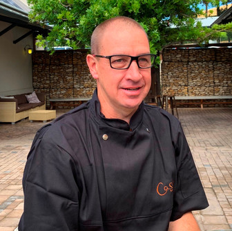 Cassia is serving fabulous food in a stunning setting, meet Warren Swaffield.