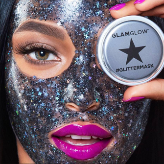 Get ready for your Glamglow Glitter mask Selfie!!!