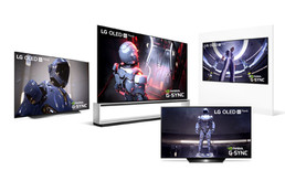 The perks of OLEDs for gaming with LG.