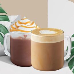 Autumn Salted Caramel indulgence from Starbucks.