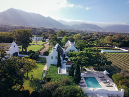 Steenberg Hotel welcomes families with winter warming rates.