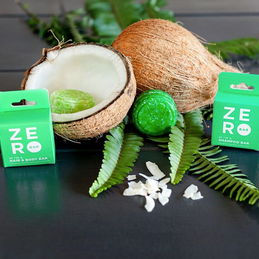 ZeroWaste Bars evolve, and now welcome their Hair & Body Bar range.