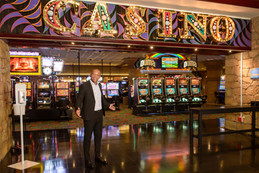 New lease of life for South Africa's second oldest casino resort.