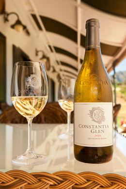 Constantia Glen releases new Sauvignon Blanc vintage at the cellar door.