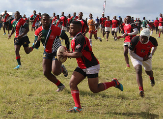 Score Busy Bee Easter Rugby Tournament kicks off in Langa.