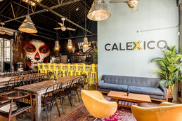 Win with Americana-style restaurant and vinyl lounge, Calexico. Enter today!