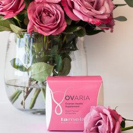 Lamelle launches Ovaria for PCOS sufferers.