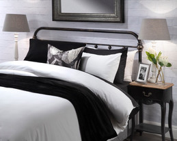 Get your guest room holiday ready for friends and family.