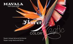 Flower magic from MAVALA.