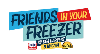 A FRESH TAKE ON FROZEN. Frozen foods are fresher than you think