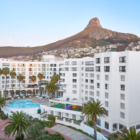 Look no further than the PRESIDENT HOTEL - encouraging local travel.
