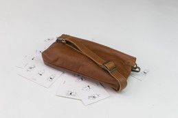 XYLO - Proudly South African and genuine leather belt bags.
