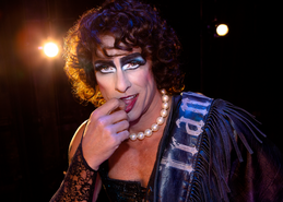 """""""It's astounding.... time is fleeting...."""" First Look At Craig Urbani as Dr. Frank 'n Furter."""