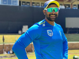 5 minutes with Sports enthusiast and Proteas team therapist,  Craig Govender