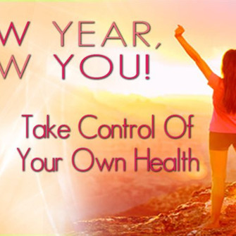 New Year, New You! Give yourself the gift of better health in 2019.