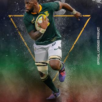 SportsFan Brings Springbok Gees to South Africa.