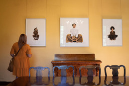 Top SA artists showcased at Spier's Manor House.