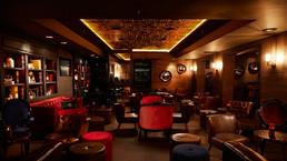 Churchills Bar - definitely The hot spot to hit this silly season.
