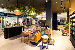 Starbucks opens fifth Pretoria store at Woodlands Mall.