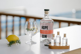 Hope distillery takes a new direction.