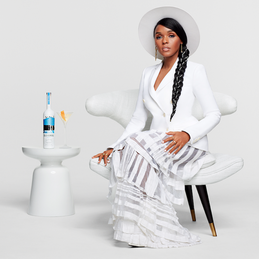 Belvedere and Janelle Monáe share vision of  'A Beautiful Future'.